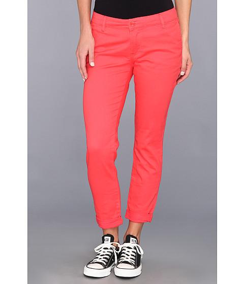 Pantaloni Roxy - Ultra Slides Chino Pant - Hot Rose