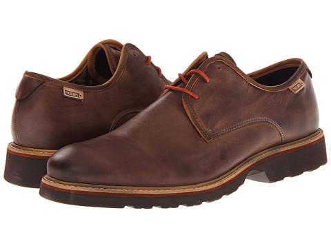 Pantofi Pikolinos - Glasgow 05M-6034F - Choc/Ron