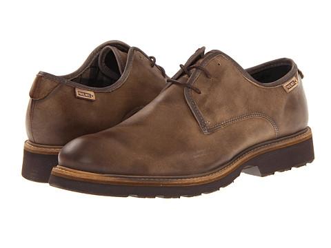 Pantofi Pikolinos - Glasgow 05M-6034F - Kaki/Grey