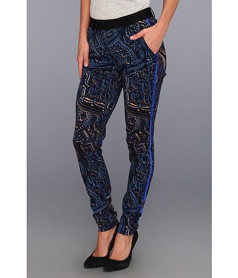 Pantaloni Nanette Lepore - Exotic Pant - Marine Multi