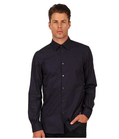 Camasi SLVR - Formotion Long Sleeve Shirt - Night Shade