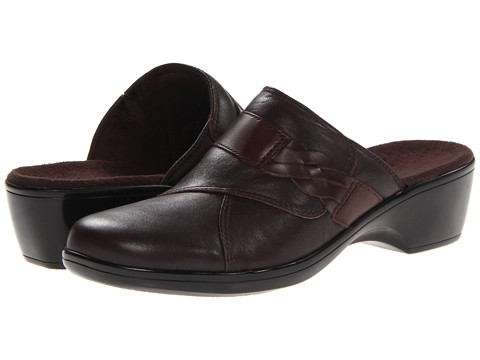 Sandale Clarks - May Rosebud - Brown Leather