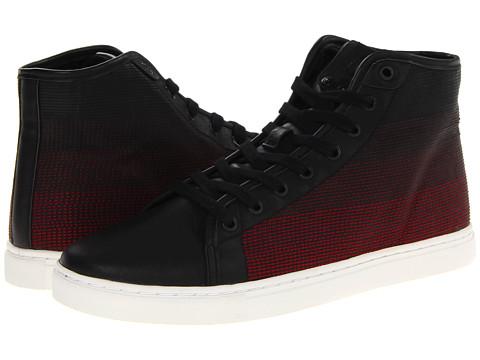 Adidasi Calvin Klein Jeans - Hansen - Black/Burg