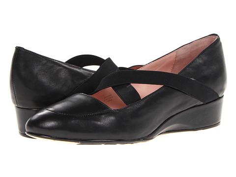 Pantofi Taryn Rose - Foster - Black Soft Nappa