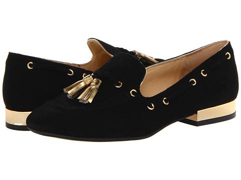 Pantofi Ivanka Trump - Nandy - Black/Black/Oro