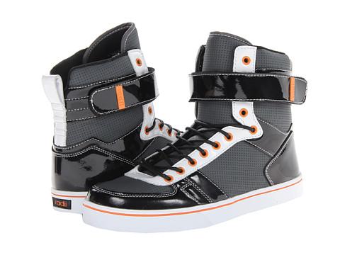 Adidasi radii Footwear - Moon Walker - Black/White/Orange
