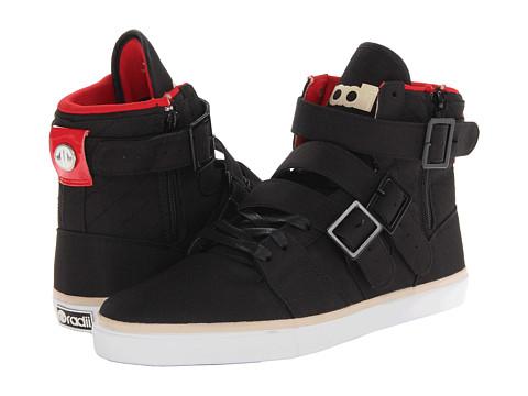 Adidasi radii Footwear - Straight Jacket VLC - Black/Ripstop