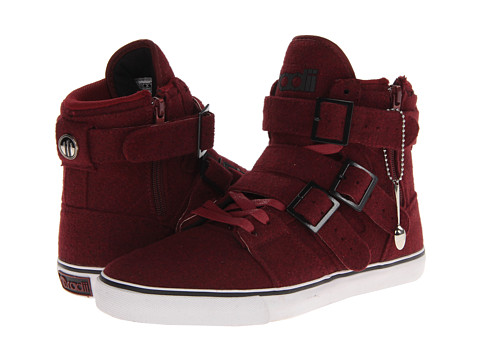 Adidasi radii Footwear - Straight Jacket VLC - Burgundy Wool