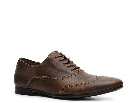 Pantofi Bed Stu - George Wingtip Oxford - Brown