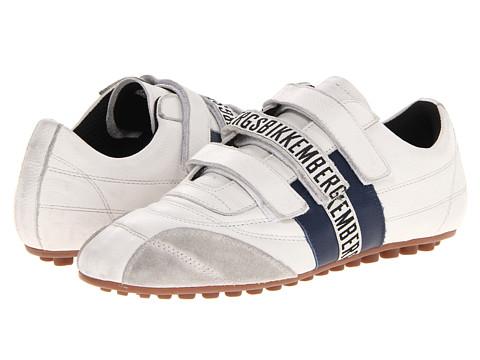 Adidasi Bikkembergs - BKE105945 - Cream/Blue