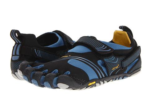 Adidasi Vibram FiveFingers - Komodo Sport - Black/Blue