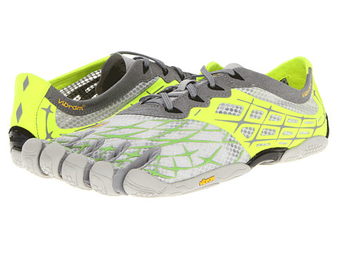 Adidasi Vibram FiveFingers - SeeYa LS - Grey/Yellow/Black