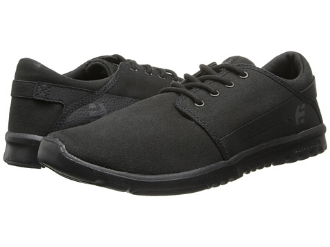 Adidasi etnies - Scout - Black/Black