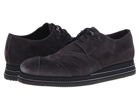 Pantofi Cesare Paciotti - 44654 - Camoscio Antracite