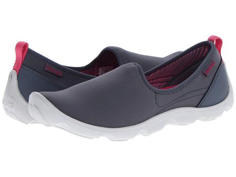 Adidasi Crocs - Duet Sport Skimmer - Charcoal/Pearl White