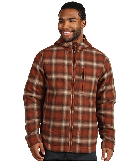 Bluze Prana - Minor Jacket - Auburn