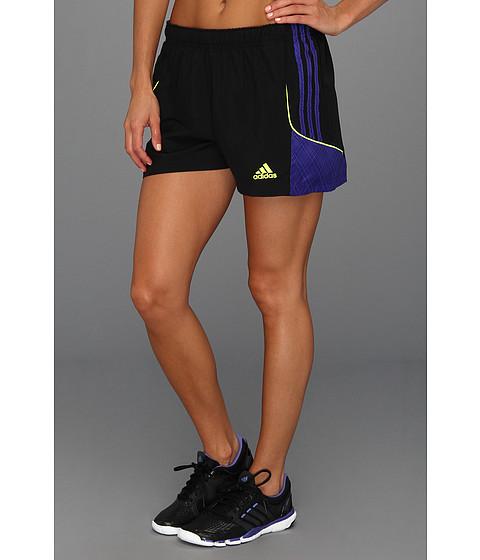Pantaloni adidas - Speedkick Short - Black/Blast Purple/Electricity