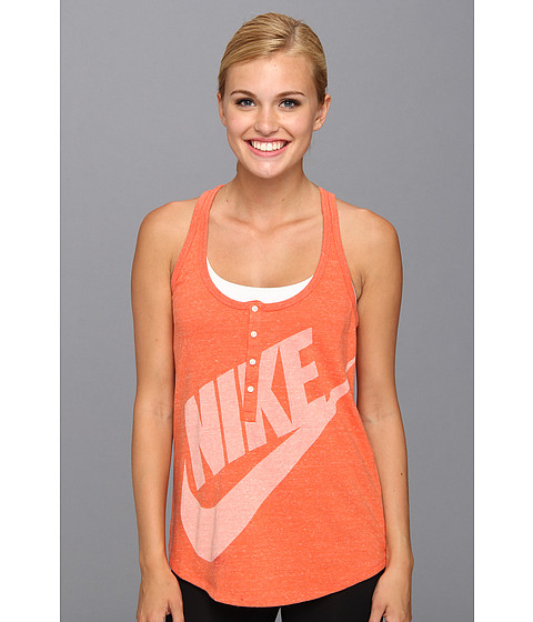 Bluze Nike - Gym Vintage Tank - Turf Orange/Sail