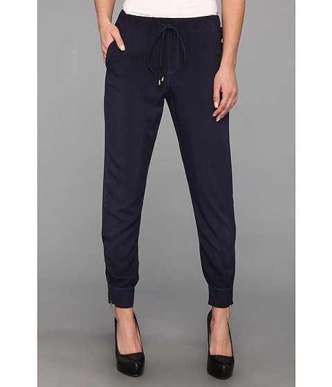 Pantaloni Splendid - Athletic Woven Pant - Navy