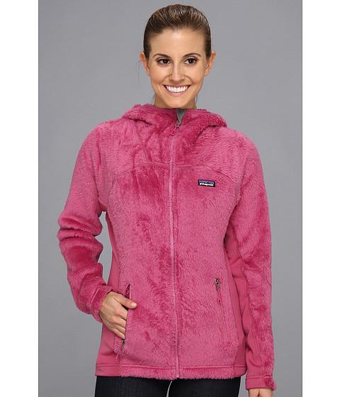 Bluze Patagonia - R3Ã'® Hi-Loft Hoodie - Rubellite Pink