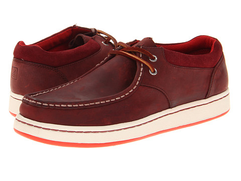 Adidasi Sperry Top-Sider - Sperry Cup Moc - Oxblood