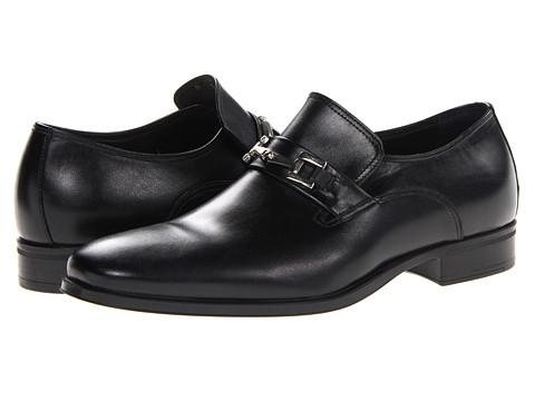 Pantofi BRUNO MAGLI - Gupper - Black Calf