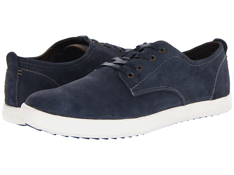 Adidasi Hush Puppies - Roadside Oxford PL - Navy Suede
