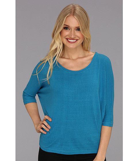 Bluze Alternative Apparel - Rachel Top - Peacock