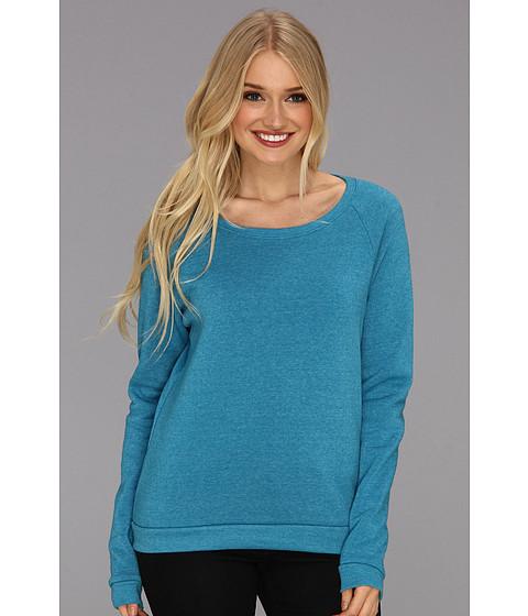 Bluze Alternative Apparel - Dash Sweatshirt - Eco True Peacock