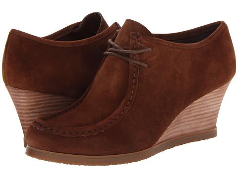 Pantofi LAUREN Ralph Lauren - Denver - Dark Snuff Sport Suede
