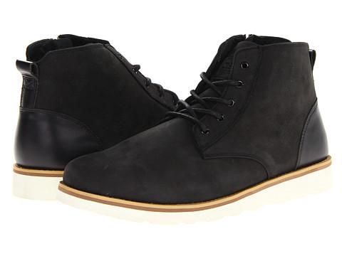 Adidasi Clae - Jackson - Black Nubuck