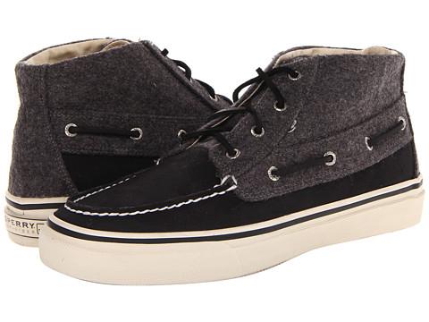 Adidasi Sperry Top-Sider - Wool Bahama Chukka Boot - Grey