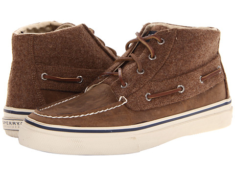 Adidasi Sperry Top-Sider - Wool Bahama Chukka Boot - Brown
