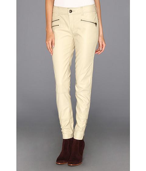 Pantaloni Free People - Stretch Vegan Skinny Pant - Tan
