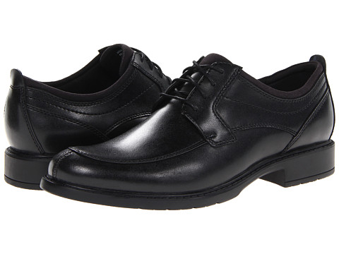 Pantofi Bostonian - Grantt Cielo - Black Leather