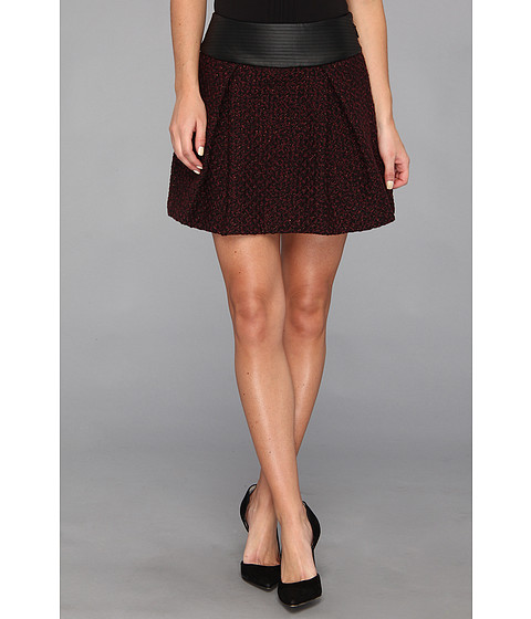 Fuste BCBGeneration - Wide Waistband Skirt - Brulee Combo