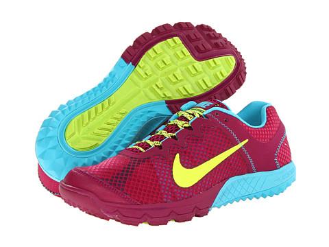 Adidasi Nike - Zoom Wildhorse - Raspberry Red/Gamma Blue/Volt
