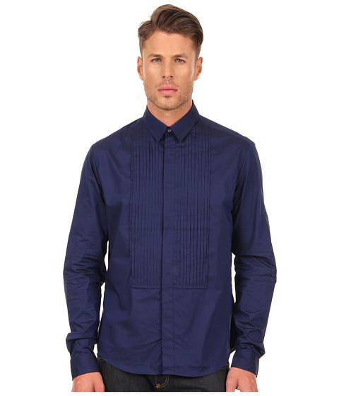 Camasi McQ - Tux Shirt - Marine