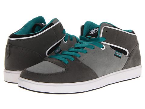 Adidasi DVS Shoe Company - Torey HL - Grey Suede HOL 13