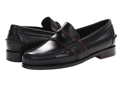 Pantofi Bass - Colvin - Black/Brown