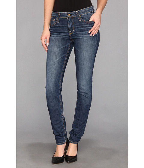 Blugi Big Star - Alex Mid Rise Skinny in Ten Voyage - Ten Voyage