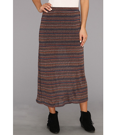 Fuste Element - Melanie Maxi Skirt - Navy