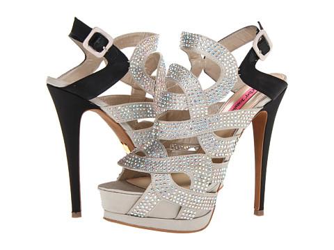 Pantofi Betsey Johnson - Blairre - Champange Satin