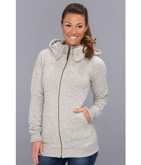 Bluze Burton - Minx Fleece - Vanilla Ice Heather