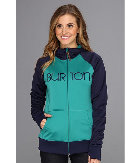 Bluze Burton - Scoop Hoodie - Jade/Night Rider
