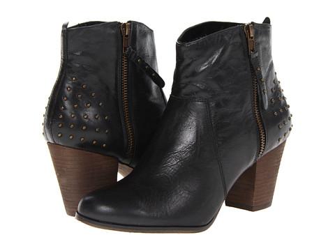 Botine Bella-Vita - Kinsey - Black Burnish Leather