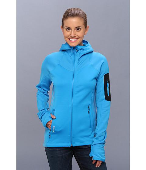 Bluze adidas - Terrex Stockhorn Cocona Fleece - Solar Blue