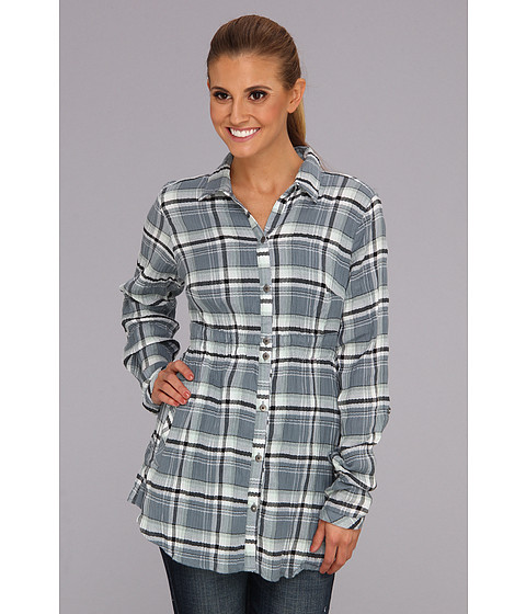 "Camasi Columbia - Checked Tunicâ""¢ - Niagra Plaid"