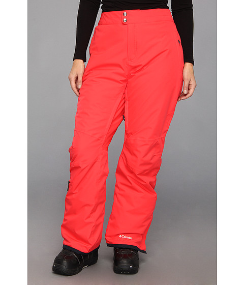 "Pantaloni Columbia - Plus Size Veloca Vixenâ""¢ Pant - Red Hibiscus/White"