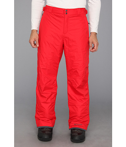 "Pantaloni Columbia - Big & Tall Bugabooâ""¢ II Pant - Bright Red"